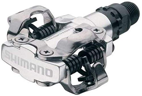 Shimano PD-M520S Pedals - Silver