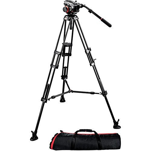 Manfrotto Stativ Kit 504HD 546BK - 3