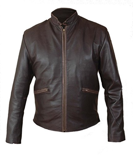 Leatherly -  Giacca - Uomo Brown Large
