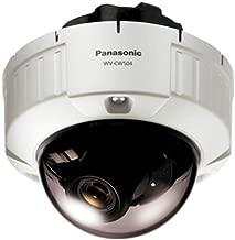 Panasonic   WV-CW504F/22   0.5MP 5 Vandal-Resistant Fixed Dome Camera (2.2mm Lens, Flush Mount)