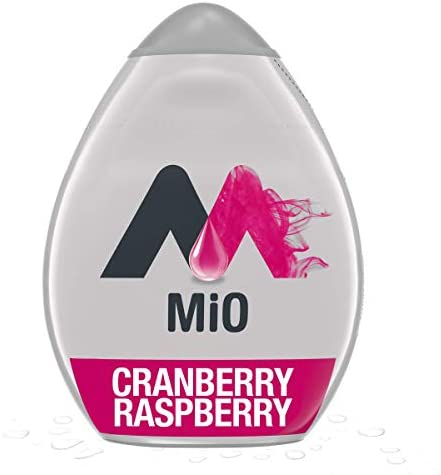 MiO Cranberry Raspberry Liquid Water Enhancer Drink Mix (1.62 fl oz Bottle)