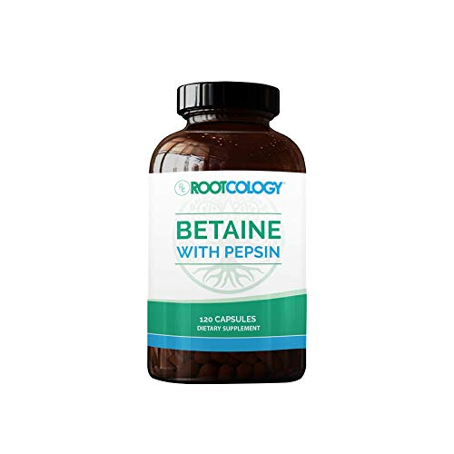 Rootcology Betaine with Pepsin - Di…