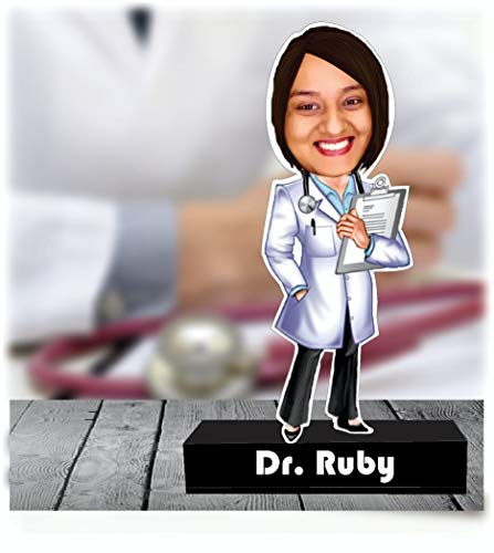 ZOCI VOCI Doctor Caricature Personalised Photo Standees