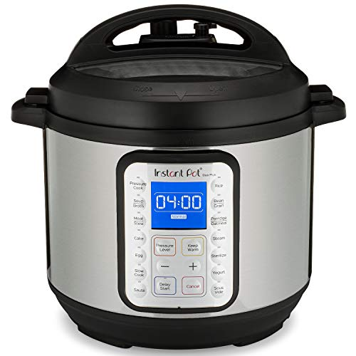 Instant Pot Duo Plus 60, 5.7L 9-in-1 Multi- Use Pressure Cooker 220v