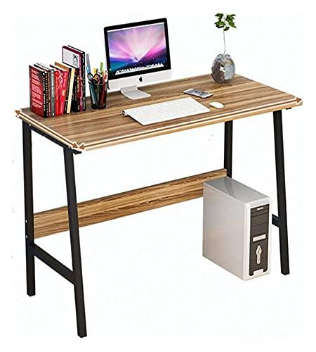 Büro-Computer-Schreibtisch assemblato Computer Schreibtisch Schreibtisch Schreibtisch Startseite Einfacher Schreibtisch Office Notebook Tabelle Home Office Schreibtische LingGe