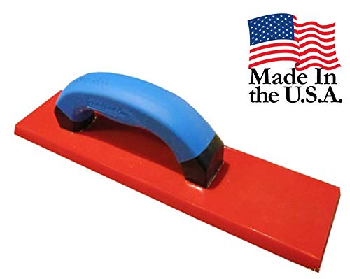 Molded Rubber Grout Float 9 x 4 09-40