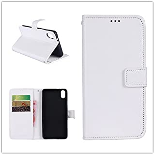 Custodia® Flip Wallet Case Compatible for TP-LINK Neffos C9 Max(Pattern 1)