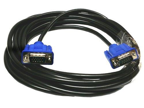Importer520 200ft 65m Black 200 Ft Rj45 Cat5 Cat5e Ethernet Lan Network Internet Computer Patch Cable