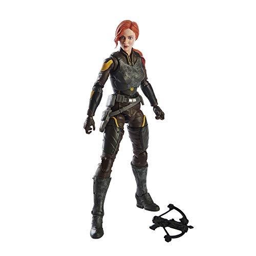 G.I. Joe Classified Series Snake Eyes: G.I. Joe Origins Scarlett Action Figure Collectible 20 Premium Toy, 6-Inch Scale, Custom Package Art