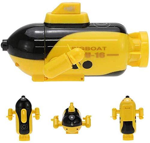 Lelestar Mini RC Boat, RC Submarine Toy Underwater Submarine Bath Toy...
