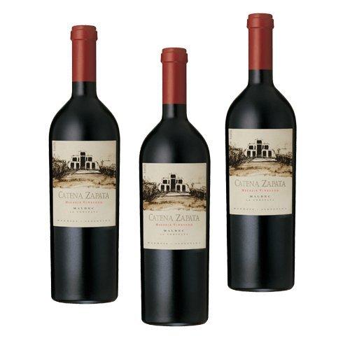 Catena Zapata Nicasia - Vino Tinto - 3 Botellas