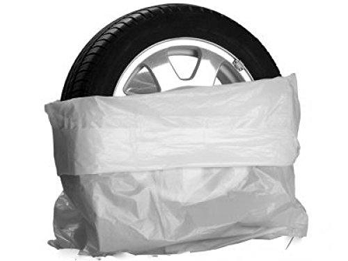 Horn & Bauer 4Stück Schutzhüllen für Reifen