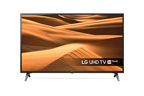 LG Electronics 65UM7100PLA 164 cm (65 Zoll) Fernseher (LCD, Single Triple Tuner, 4K Active HDR, Smart TV)