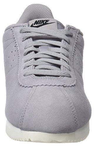 Nike Classic Cortez Suede, Zapatillas para Hombre, Gris (Atmosphere Grey/Atmosphere Grey 001), 47 EU