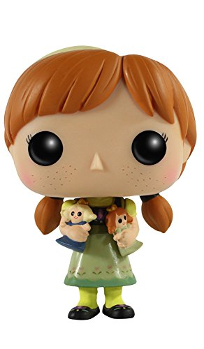 Funko POP! Disney: Frozen: Anna joven