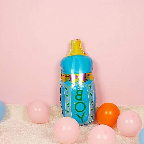 Huture 4PCS Welcome Baby Jumbo Mylar Foil Balloon Boy Girl Shape 27