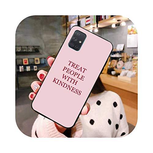 Harry Styles TPWK - Funda para Samsung Galaxy A21S A01 A11 A31 A81 A10 A30 A40 A50 A70 A80 A71 A51-a11 para Galaxy A21