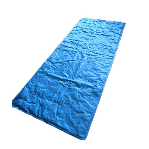 FFTT Cooling Mat Gel Cool Pad Mat Bed Magic Cool Mattress Topper Mat Cushion -100% Safe and Clean Cooling Bed(170 * 70cm )