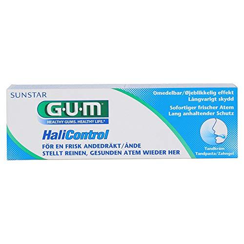 Gum Halicontrol Dentif Gel75ml