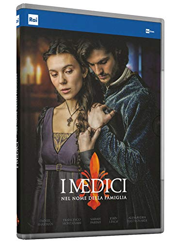 I Medici Terza Stagione 3 - Nel Nome Della Famiglia (Box 4 DVD) Edizione Italiana
