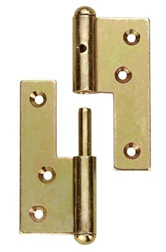 Connex Tür-Aufschraubband 160 mm, verzinkt, rechts, DY2006591