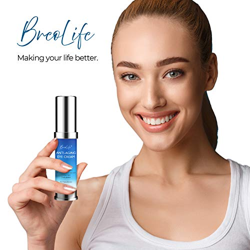 Skin Care | BreoLife Eye Cream Retinol Anti-Aging, Visibly Reduces Wrinkles, Crow's feet, Puffiness, Under & Around Eye and Dark Circles, Gym exercise ab workouts - shap2.com