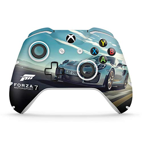 Skin Adesivo para Xbox One Slim X Controle - Forza Motorsport 7