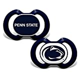 Baby Fanatic 2 Piece Pacifier Set, Penn State University Nittany Lions
