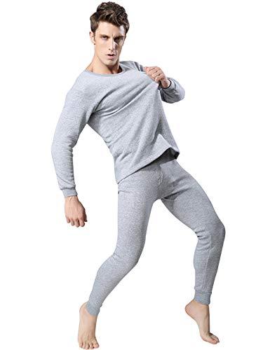 Bestgift Thermo-ondergoed, elastisch, lange mouwen voor heren