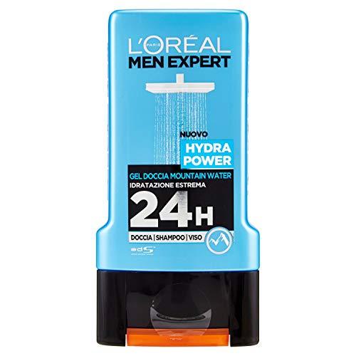 L'Oréal Paris Men Expert Gel Douche, 300 ml Hydra Power