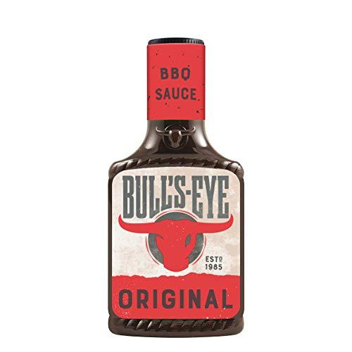 Bull's Eye Original BBQ Sauce, Squeezeflasche, 6er Pack (6 x 300 ml)