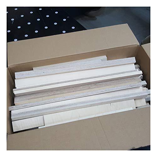 9-10kg Reste Holz Leisten Multiplex 10mm-30mm stark Sperrholz Multiplexplatten Zuschnitte