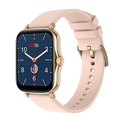LLTG Y20 Smart Watch Hombres y Fitness de Fitness Pretometer Pretometer Wearable Dispositivo Soporte Multilingüe PK P8 Plus,D