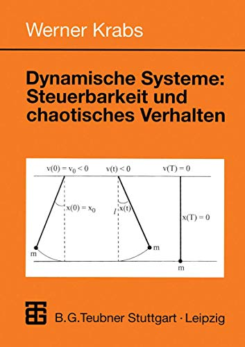 Dynamische Systeme: Steuerbarkeit und chaotisches Verhalten (German Edition)
