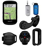 Nortwill - Garmin Edge 830 Performance Cycle GPS Bundle, Bike Computer with Mapping, Dynamic...