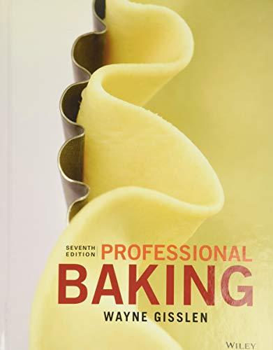 Professional Baking, 7e + Method Cards + WileyPLUS Learning Space Registration Card