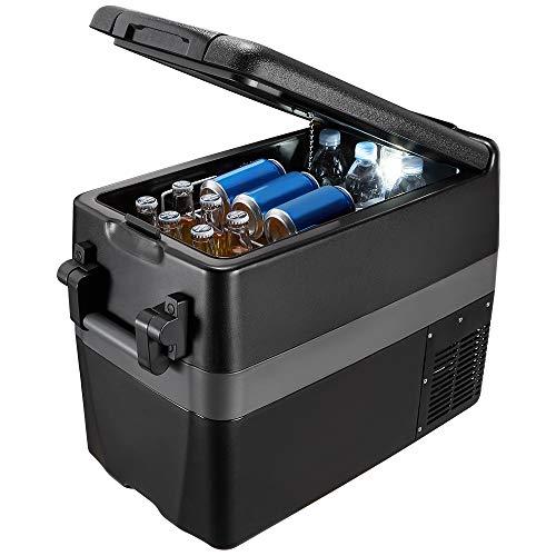 JOYTUTUS Portable Car Refrigerator, 42 Quart/40L...
