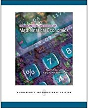[(Fundamental Methods of Mathematical Economics )] [Author: Alpha C. Chiang] [Dec-2006]