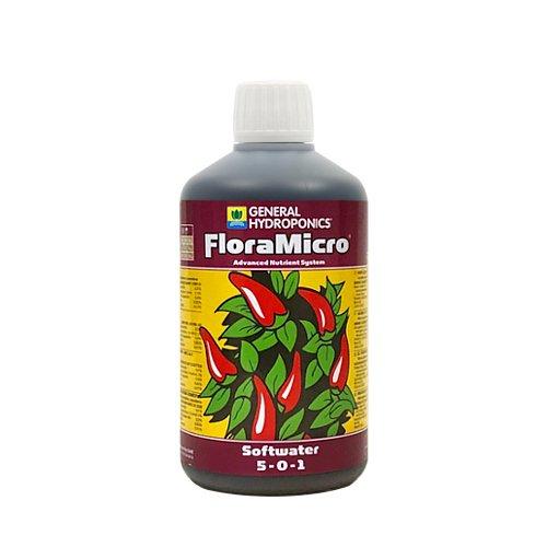 Hydrogarden Ghe 500ml Floramicro Morbido Acqua