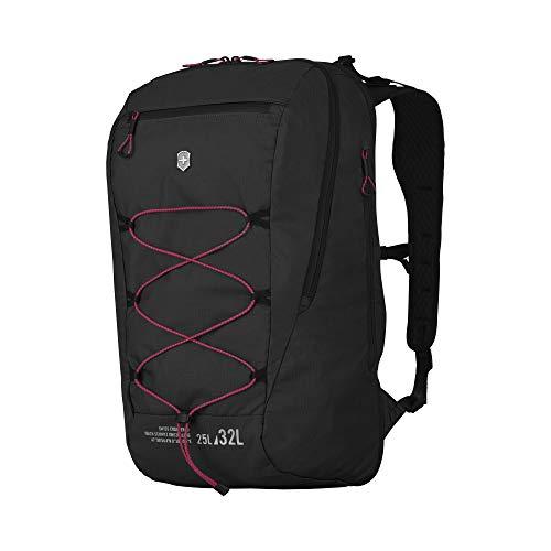 Victorinox Altmont Active Lightweight Expandable Backpack - Zaino Multifunzione Leggero Compatto Expandibile - 21x33x49cm - Nero