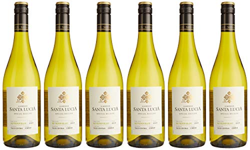 Santa Lucia Sauvignon Blanc Chile Weißwein (6 x 0.75 l)