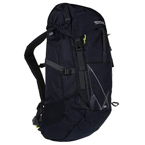 Regatta - Mochila deportiva Kota de expedición con capacidad de 35L (Tamaño Único) (Marino Blazer)
