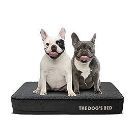The Dog's Bed Orthopaedic Dog Bed, Premium Waterproof Memory Foam Dog Bed