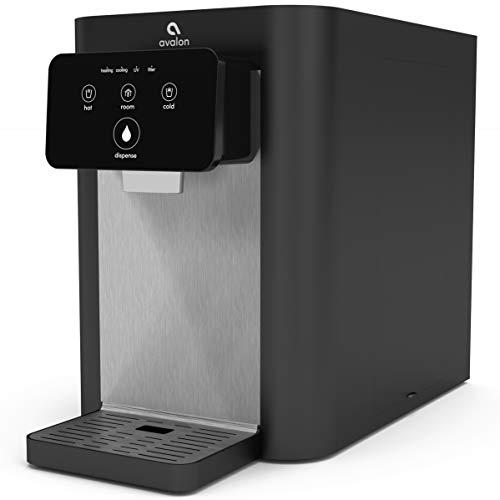 Avalon A9 Electric Touch Countertop Bottleless Cooler Water Dispenser-3 Temperatures