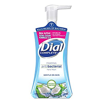 Dial Complete Antibacterial Foaming Hand Soap
