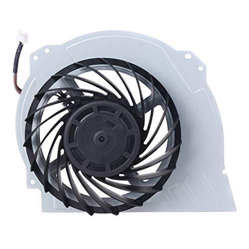 EWAT Enfriador de host, ventilador de refrigeración integrado de repuesto para PS4 Pro 7000 Series Consola de juegos Host Cooler Accesorios de reparación