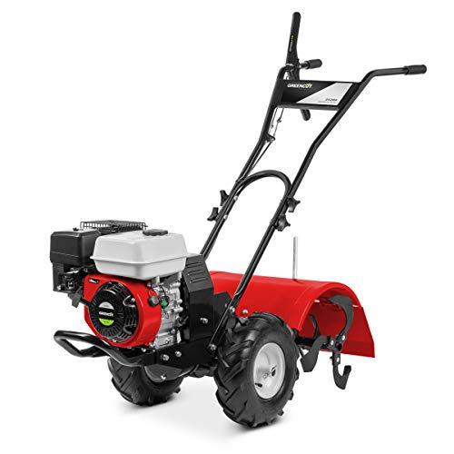 pas cher un bon Cultivateur à essence Greencut GTC200X, 6,5 CV, largeur de travail 50 cm, puissant…