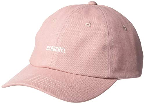 Herschel Herren Sylas Baseball Cap, Esche Rose/Weiß, Einheitsgröße