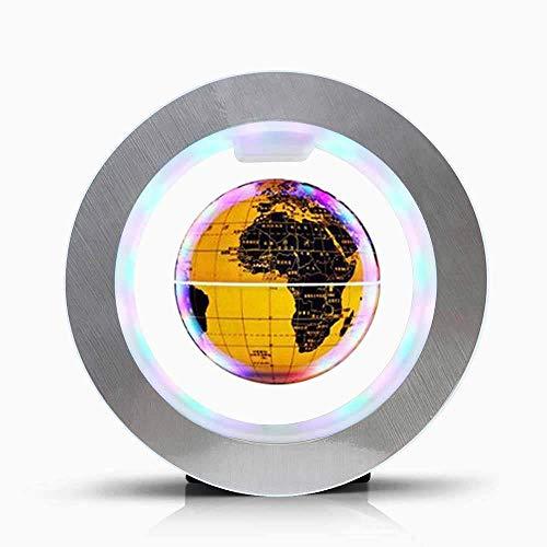 Mapa Mundo Flotante levitación magnética Globo -