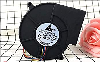 BFB1012EH 9733 12V 2.94A Double Ball Centrifugal Turbine Blower 6 Months Warranty